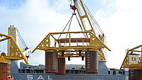 Goliat Project: Drilling templates for offshore exploration