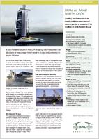 Case Study – North Deck (Burj al Arab Beach Platforms)