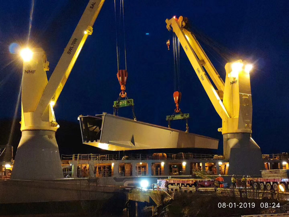 SAL Heavy Lift – We Innovate Solutions - Latest News